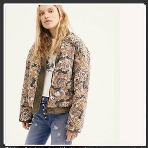 Free people great escape reversible jacket XS NEW